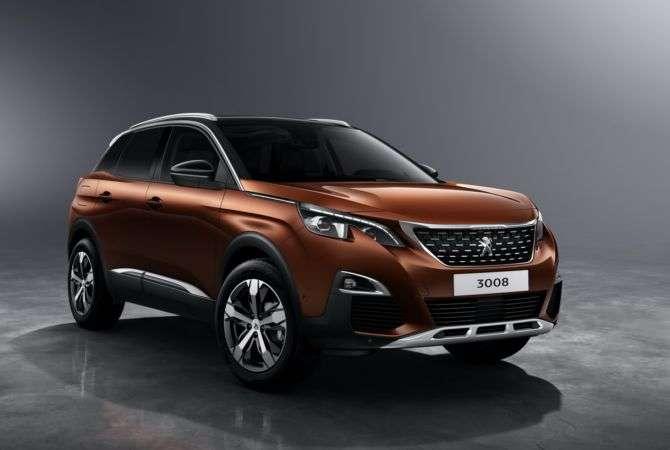 Peugeot 3008 ganhará versão híbrida com potência de 300 cv