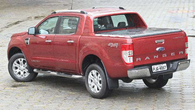 Ford Ranger será vendida na China