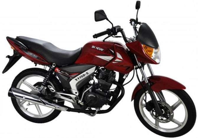 Honda vence processo por cópias da Shineray