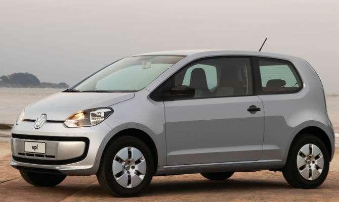 Lançado há cinco meses, Volkswagen Up! passa a integrar cotação de preços do Jornal do Carro
