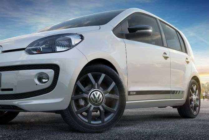 VW Up! e Fox ganham série especial Run