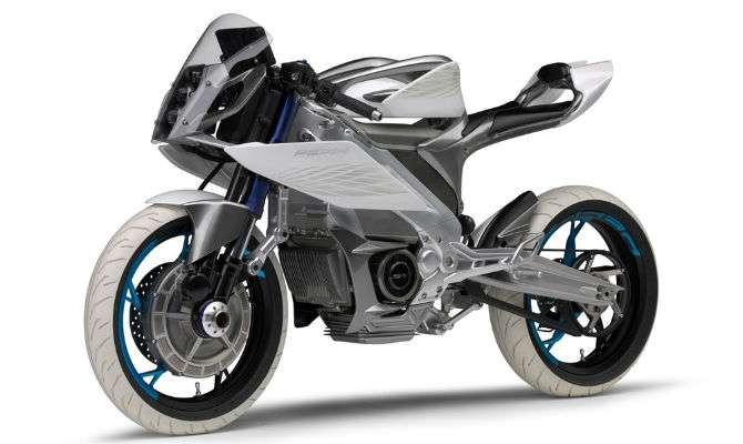 Yamaha terá elétricas e retrô em Tóquio