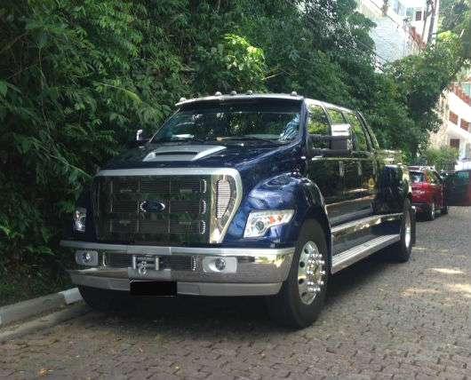 Picape: conheça a 'gigante' brasileira de R$ 500 mil