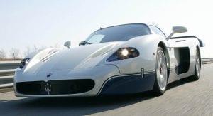 Supercarro saiu de linha em 2005. Crédito: Maserati
