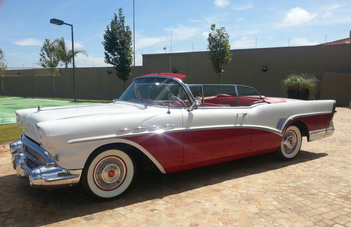 Buick S50 Super Convertible 1957. Crédito:  Talladega Motors