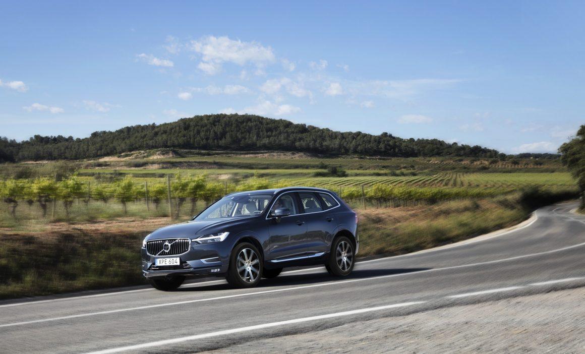 avaliação Volvo XC60