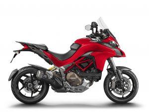 2017 Ducati Multistrada 1200 Sport