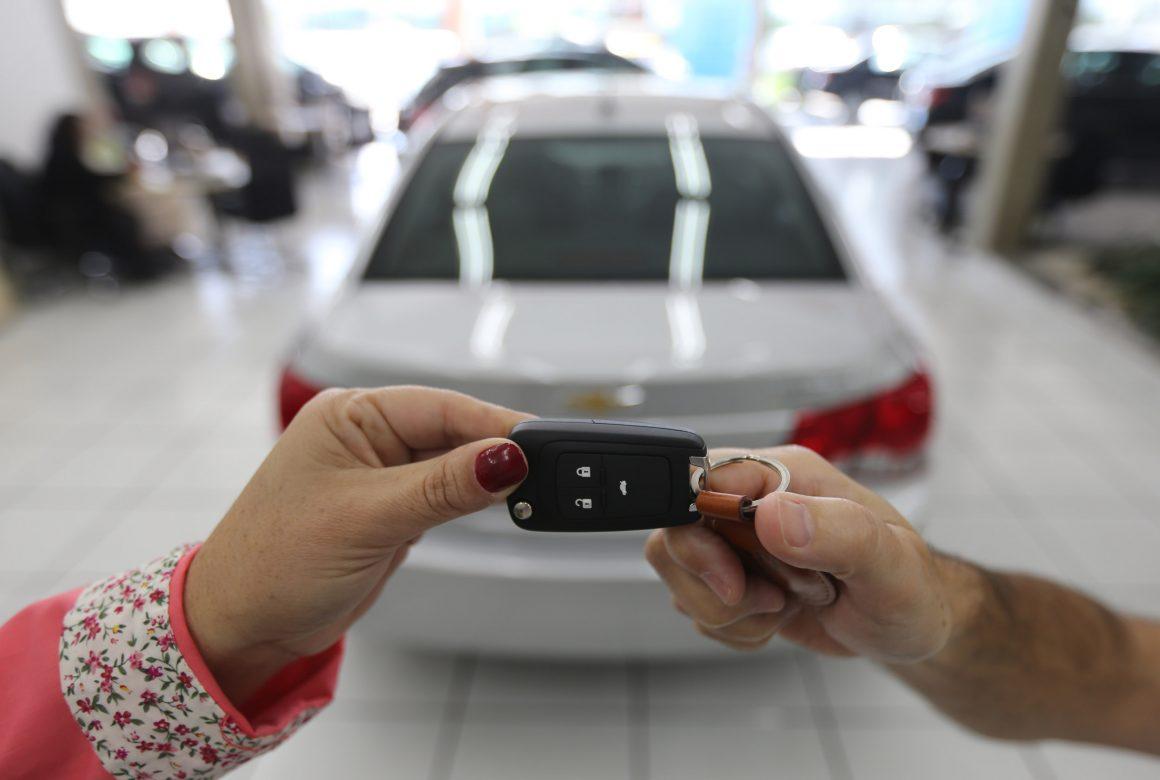 vendas carros zero-km