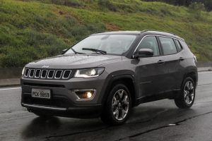 jeep compass ranking vendas