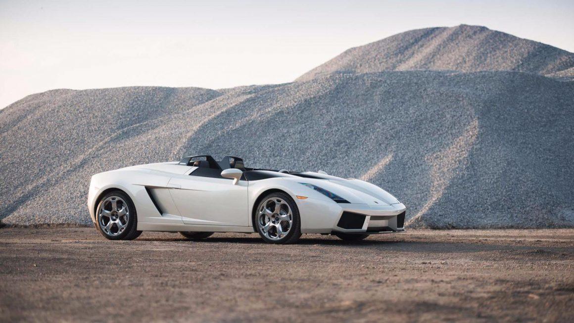 Lamborghini Concept S 2006 CRÉDITO: RM SOTHEBYS