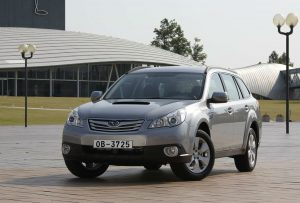 Subaru Outback - Foto: Subaru