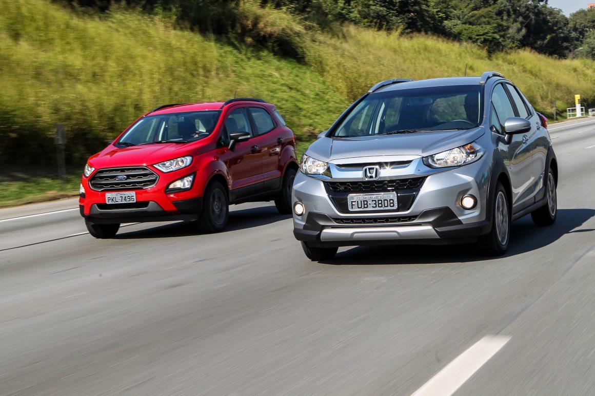 3b381d981e Novo Ford EcoSport Freestyle encara Honda WR-V - Jornal do Carro ...