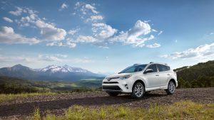 Toyota RAV4 - Foto: Toyota