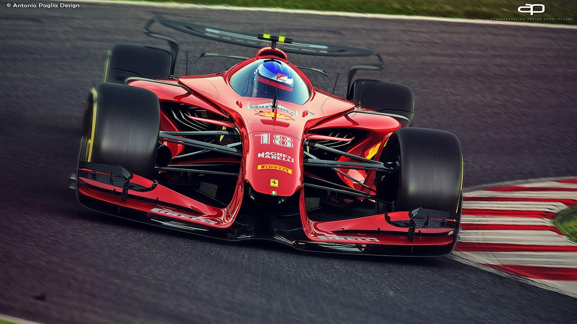 Veja Como Devem Ficar Os F1 Do Futuro Jornal Do Carro