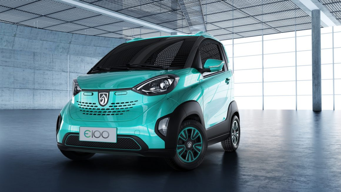 gm apresenta carro el u00e9trico de baixo custo na china