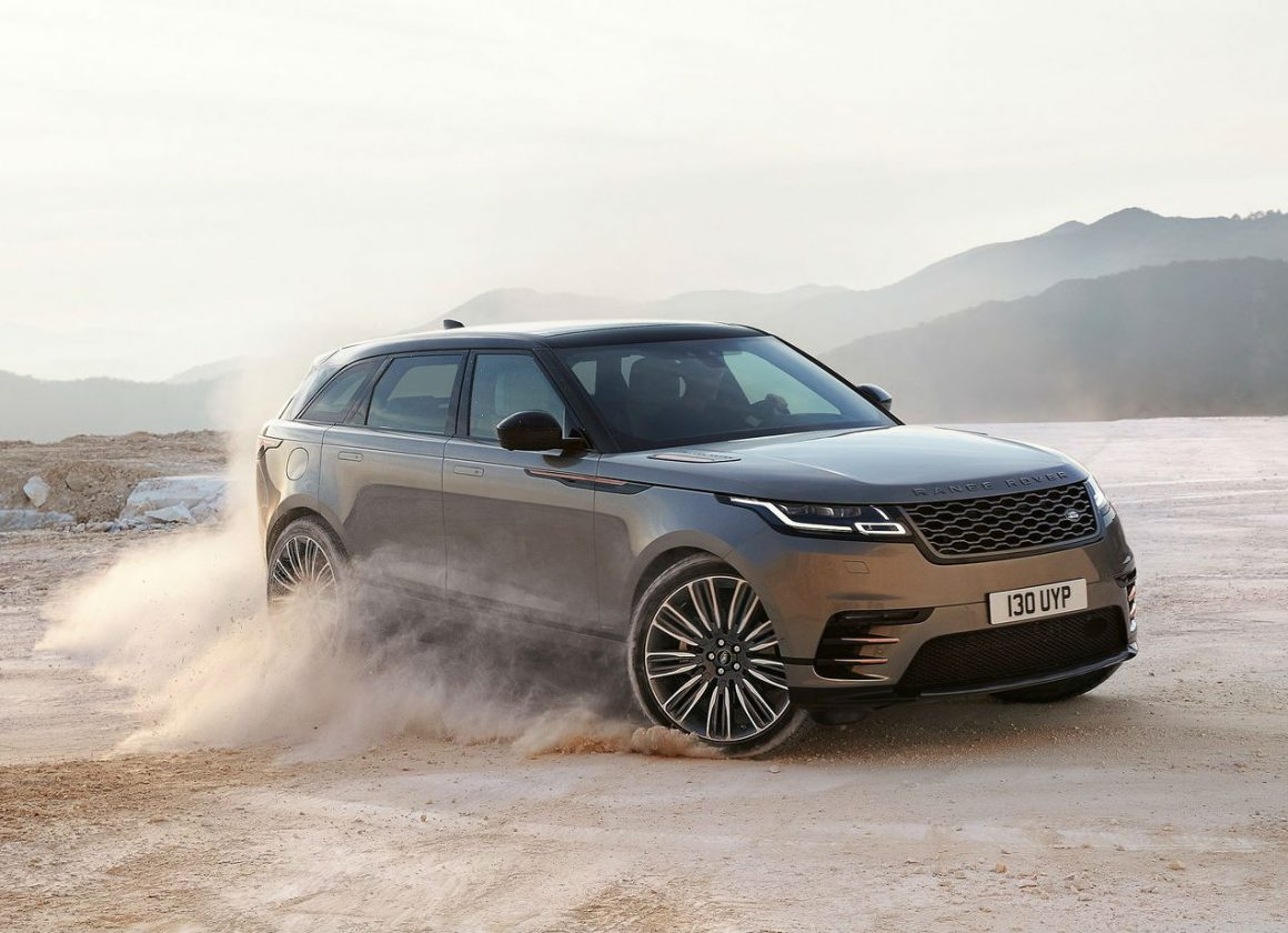 Em novembro Velar será posicionado entre o Evoque e Range Rover Sport c4ef101335