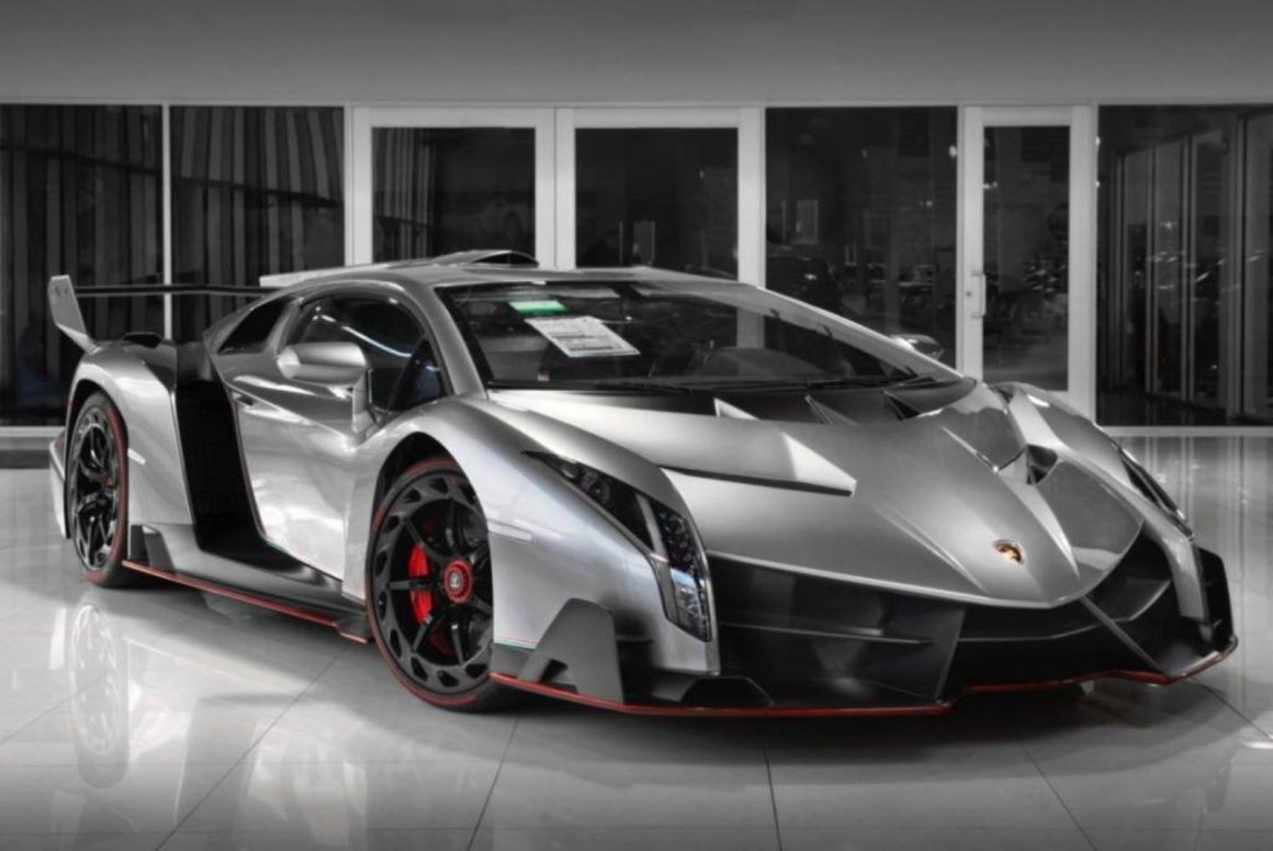 exemplar do lamborghini veneno est venda por us 9 4 milh es jornal do carro estad o. Black Bedroom Furniture Sets. Home Design Ideas