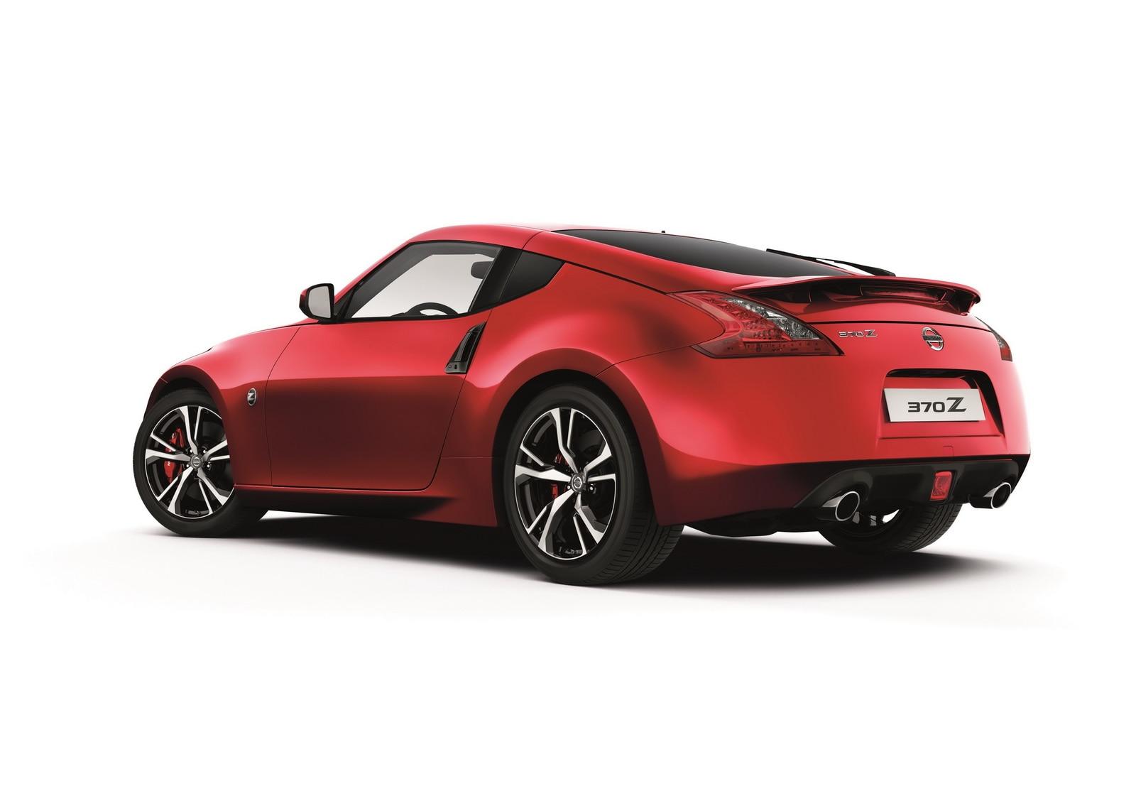 As Versões 370Z Roadster E 370Z Nismo, Que é A Mais Esportiva, Por Enquanto  Seguem Sem As Atualizações Aplicadas Ao Cupê.