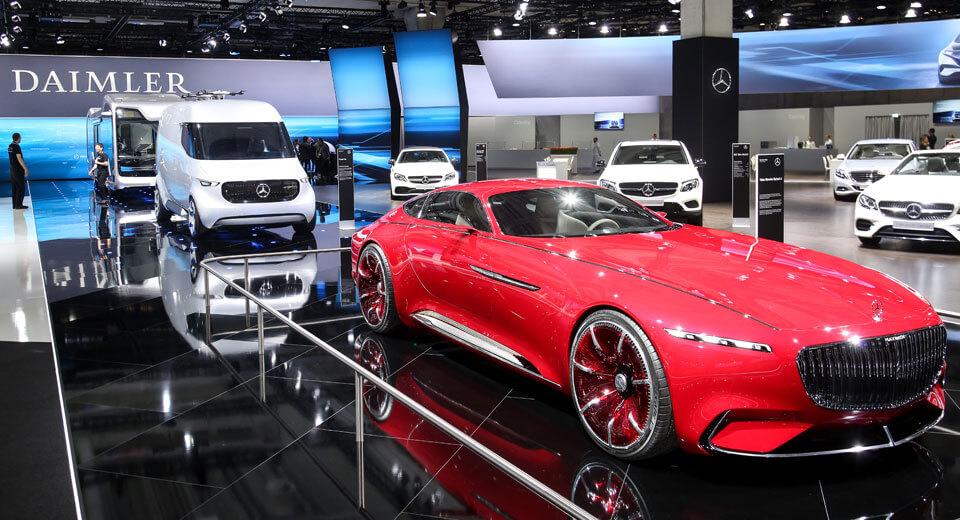 Daimler Pretende Criar Divisão Específica Para Carros