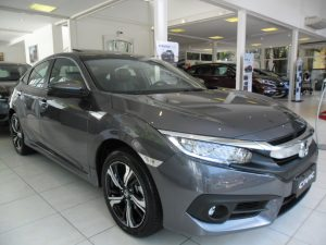 Honda NOVO CIVIC . 1.5 16V Touring Turbo CVT