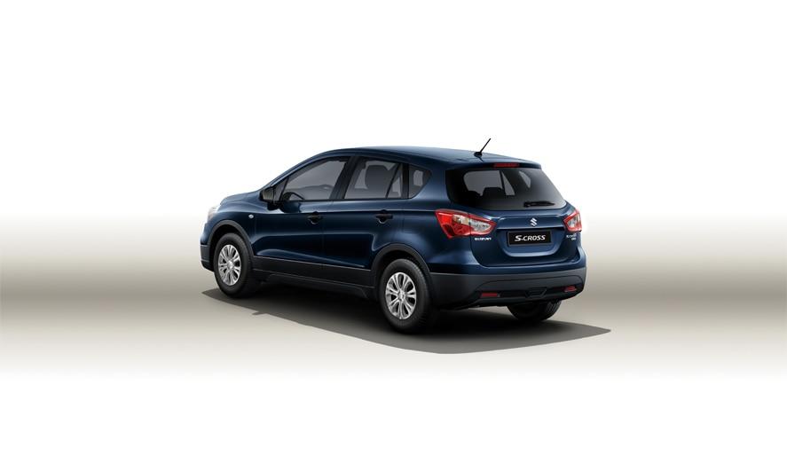 Suzuki NOVO S-CROSS 1.6 16V 4You 0