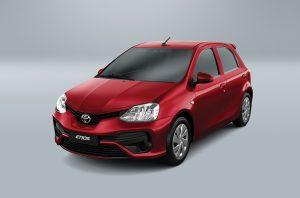 Toyota NOVO ETIOS . 1.5 16V XS Auto Flex