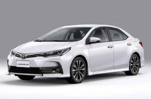 Toyota NOVO COROLLA . 2.0 VVT-i Altis Multi-Drive S Flexfuel
