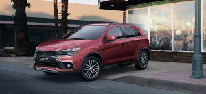 Mitsubishi ASX . AWD