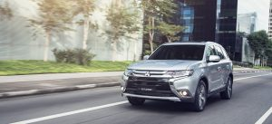 Mitsubishi New Outlander . 2.0L
