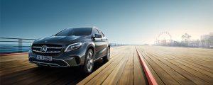 Mercedes-Benz CLASSE GLA . GLA 200 Enduro Auto Flex Fuel