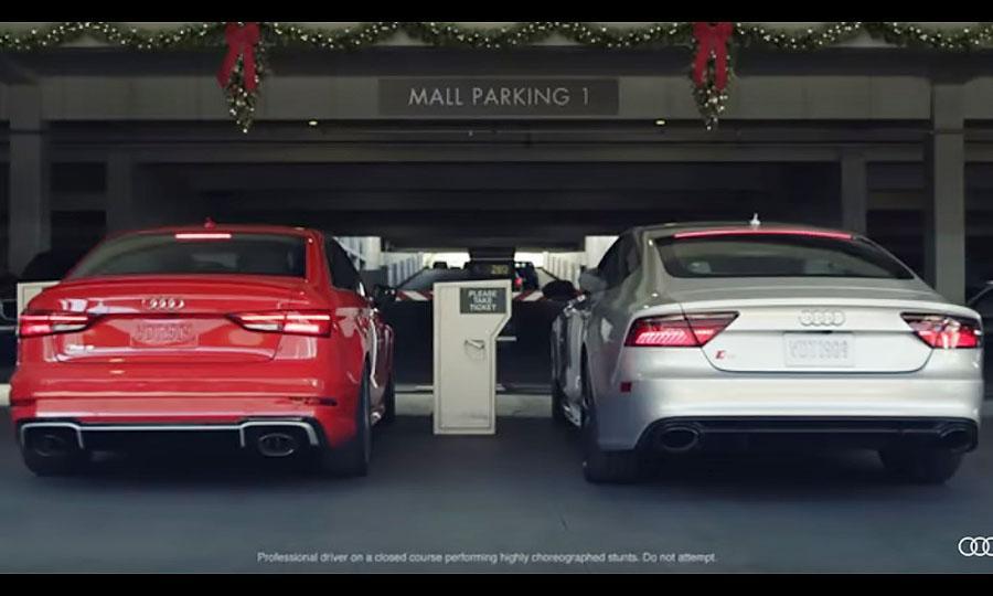 Audi RS3 e RS7
