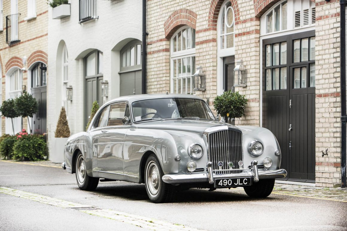 Bentley S1 Continental Sport Saloon 1959