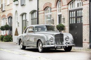 Bentley S1 Continental Sport Saloon 1959
