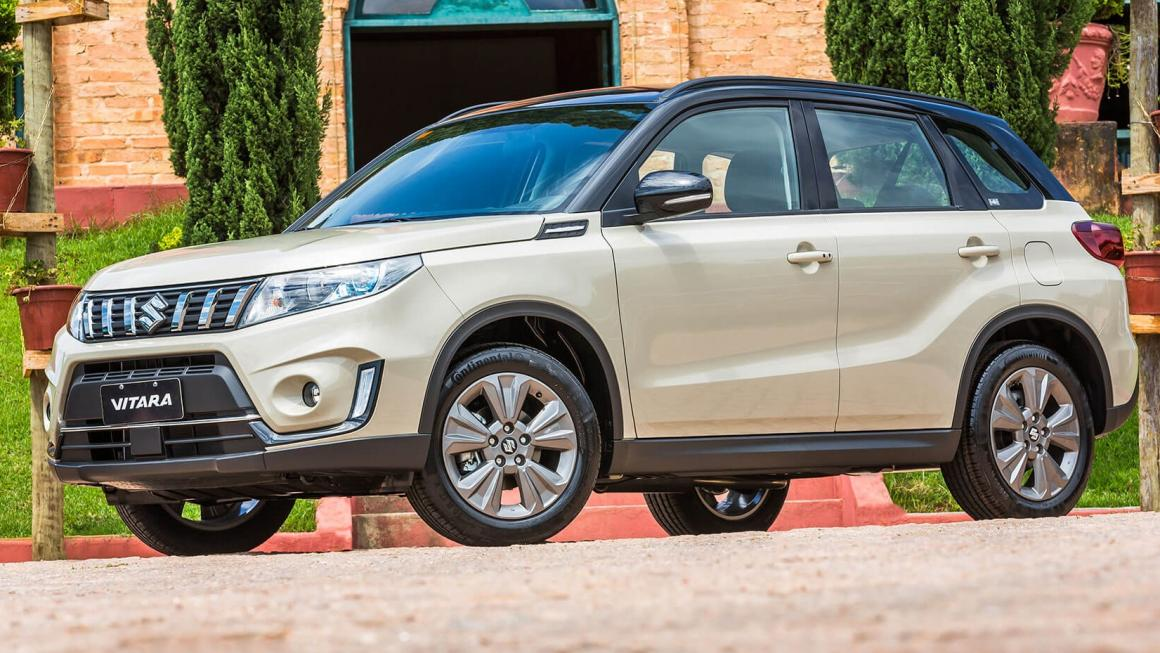 Suzuki Vitara 4YOU 2
