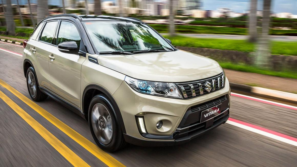 Suzuki Vitara 4YOU 8