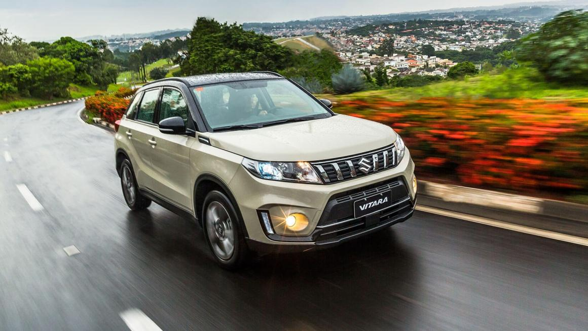 Suzuki Vitara 4YOU 9