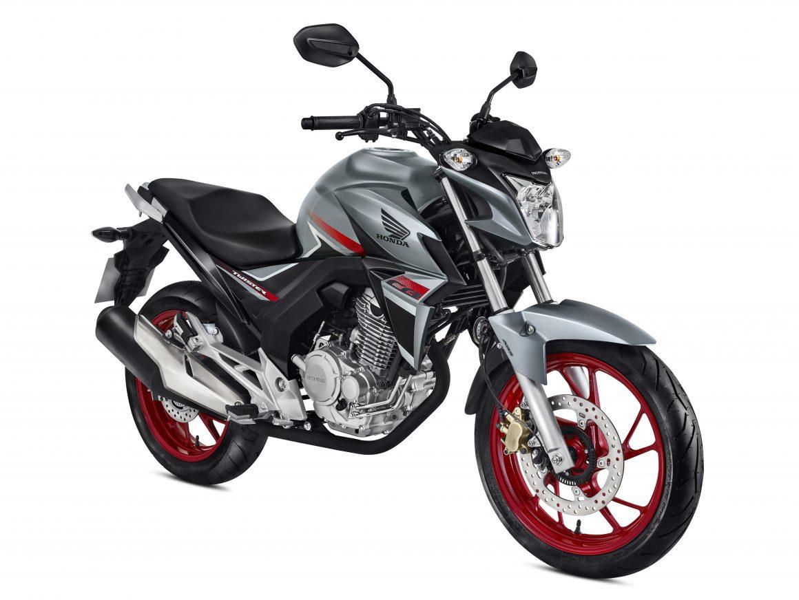 23ee3429b57 Honda CB Twister tem condição especial de financiamento com taxa de ...