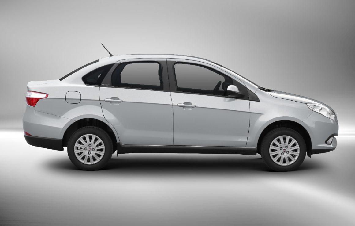 Fiat GRAND SIENA 1.0 8V Evo Attractive Flex 1