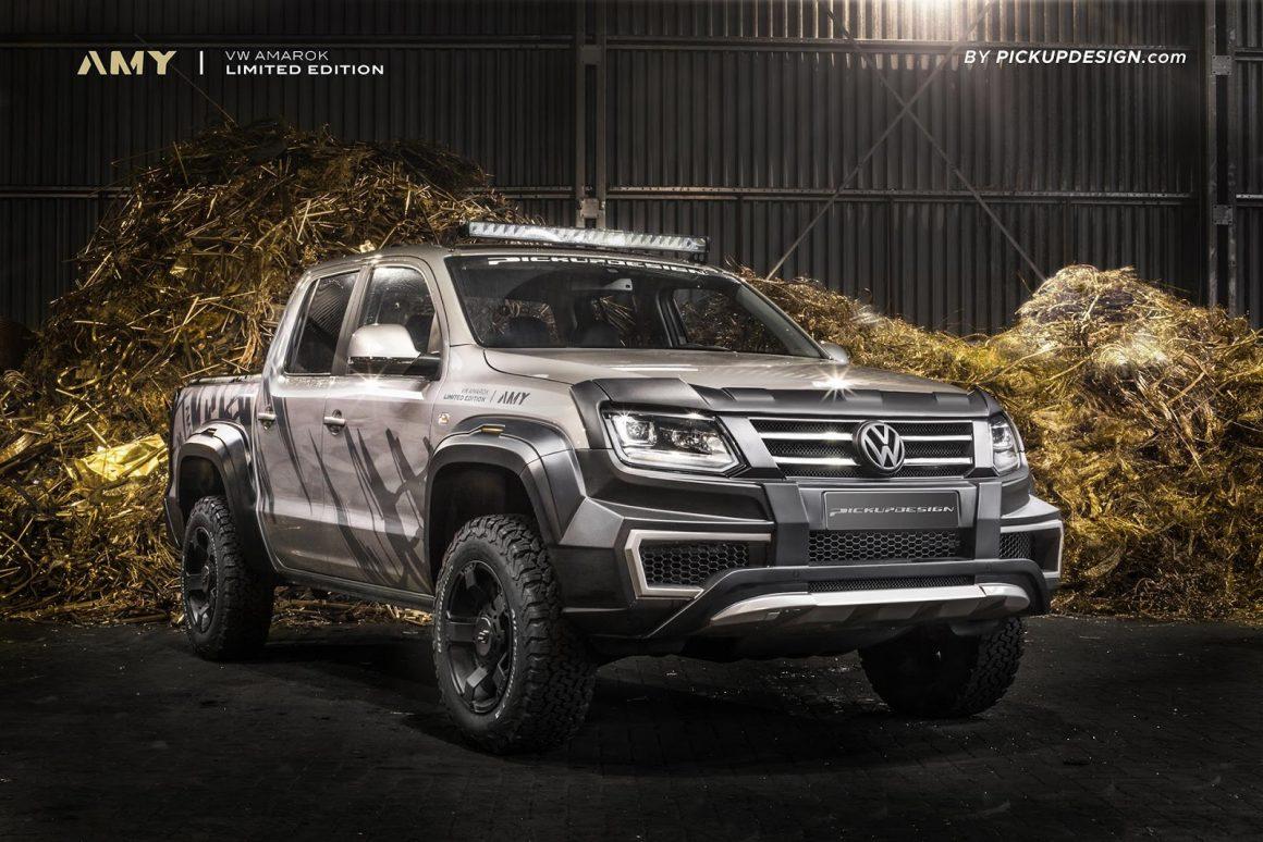 Volkswagen Amarok ganha versão tunning - Jornal do Carro ...