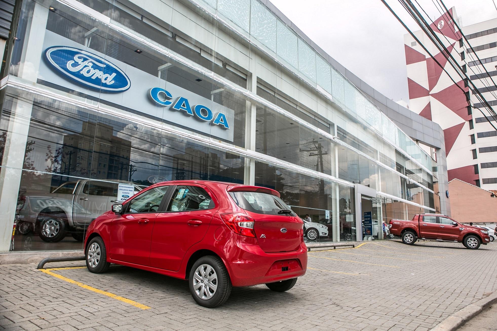 Concessionária Ford Jato