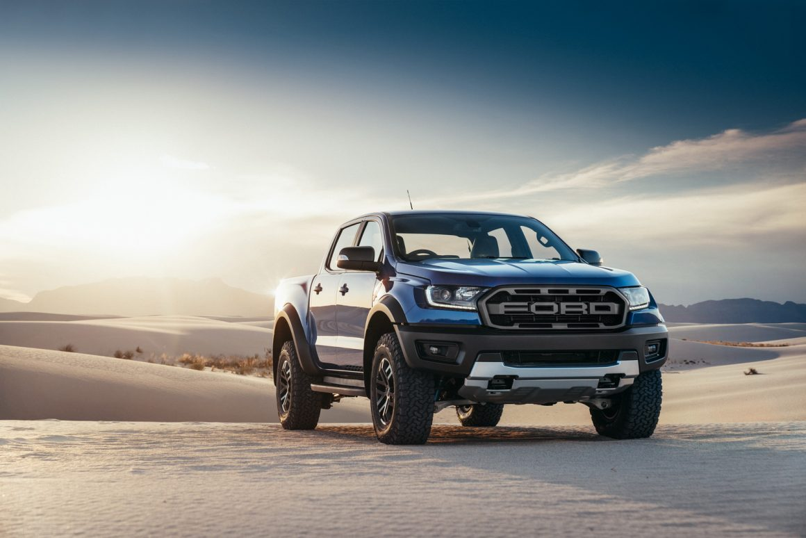 Ford revela Ranger Raptor nos Estados Unidos - Jornal do ...