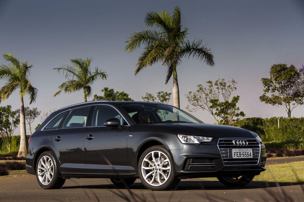 Audi A4 Avant peruas