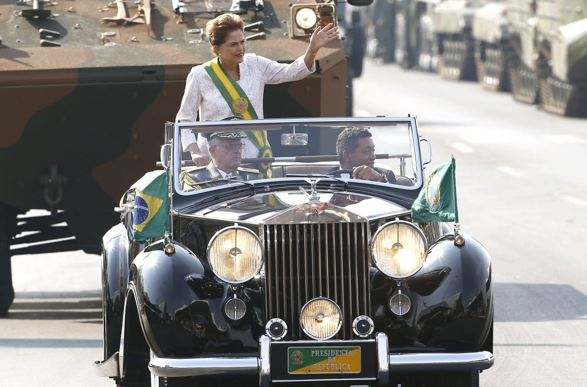 carros presidenciais