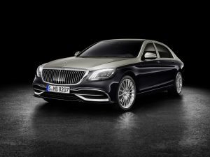 Mercedes-Benz Classe S Maybach