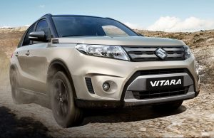 Suzuki Novo Vitara . 4YOU ALL GRIP 1