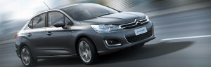Citroën C4 LOUNGE . 1.6 16V Turbo Tendance Auto Flex