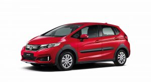 Honda Jazz X-Road