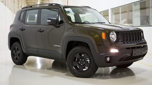 Jeep RENEGADE . 2.0 TDI Auto 4X4 CUSTOM