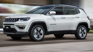 Jeep NOVO COMPASS . 2.0 16V Limited Flex Auto