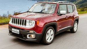 Jeep RENEGADE . 2.0 TDI Limited Auto 4X4